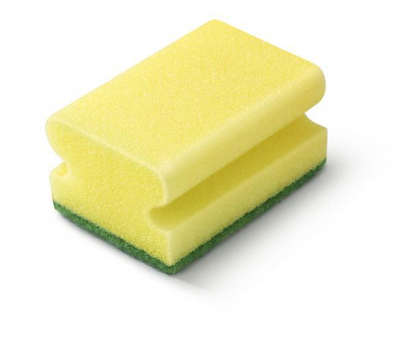 Magic Clean Гъба домакинска с канал PROMO 8+2 бр.