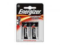 Батерия Energizer Alkaline Power C 1.5V 2бр.