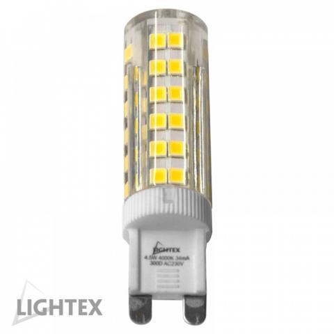 LED крушка  G9 4.5W 220V 4000K