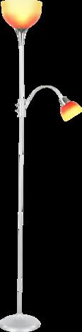 Лампион, 1xE27 60W/1xE14 25W
