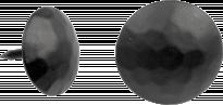 Гвоздей М.1-30 кръгъл черен комплект 10 бр.
