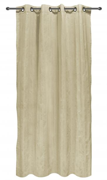 Плат NOSTOS STRIPED BEIGE 310 см
