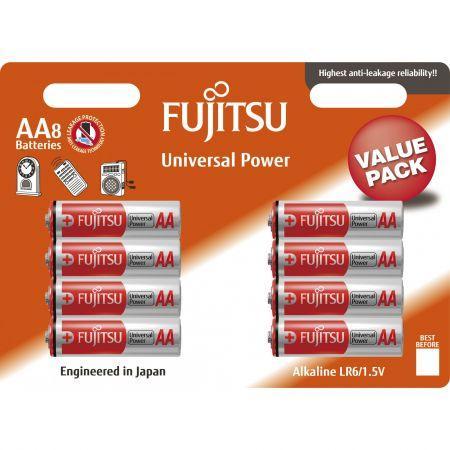 Fujitsu Батерии Universal Power AA 8BP