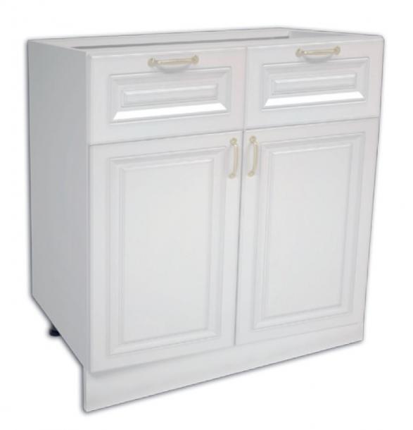 Долен шкаф 80х87 2+2 Мишел