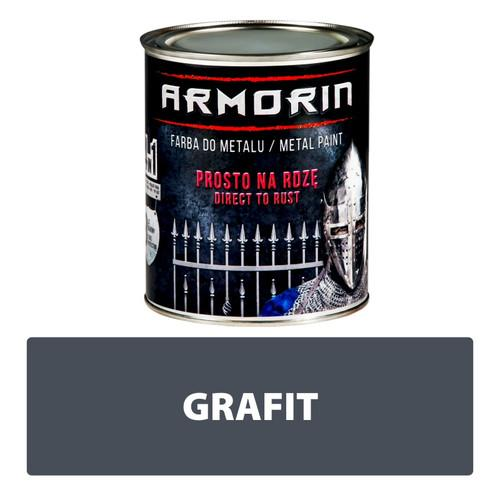 Armorin 4в1 графит 0.75л