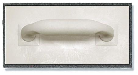 Маламашка пластмасова,280х140мм филц