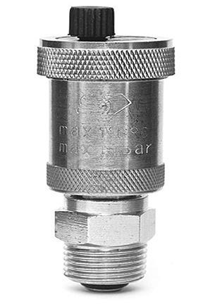 """Обезвъздушител автоматичен с клапан V-1308 1/2"""""""