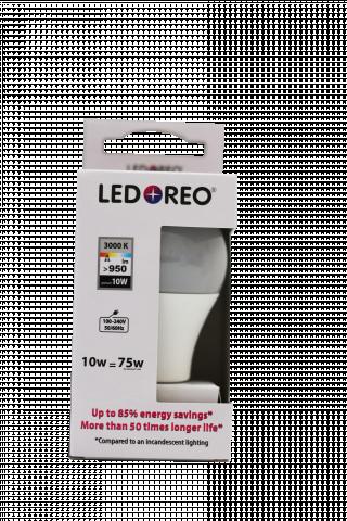 LED крушка топла светлина 2