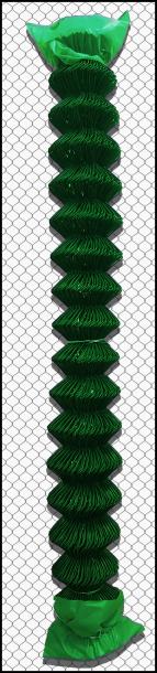 ПВЦ оградна мрежа 150 см / 10 м