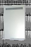 Огледало Лео 55 см