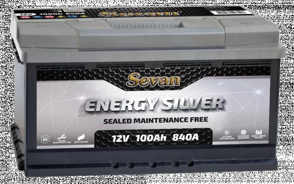Акумулатор Energy Silver 100Ah