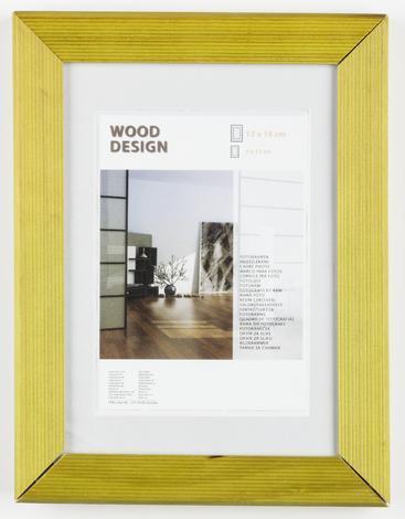 Дърв.рамка Прага 13х18 бамбук