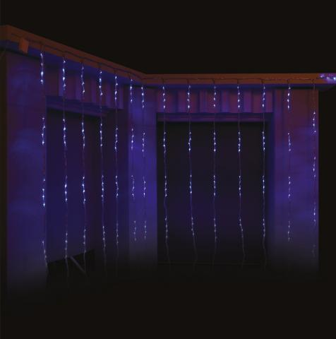 Светеща мрежа 'Водопад' IN