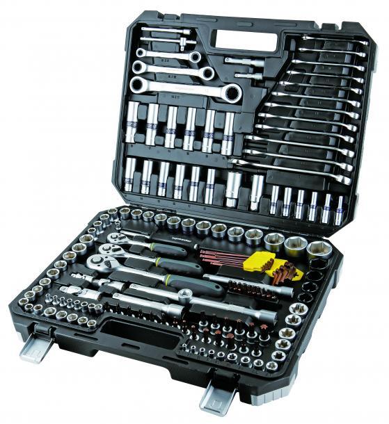 Комплект инструменти 150 части Top Master