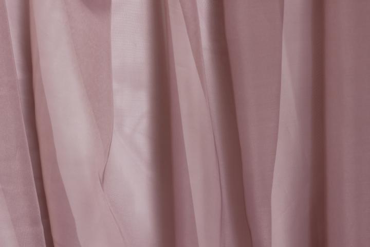 Перде воал 300 см лилав
