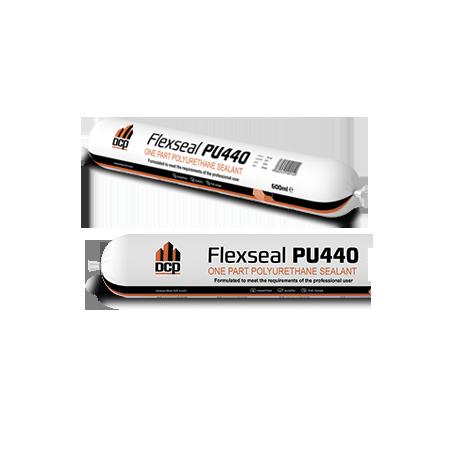 Полиуретанов уплътнител  Flexseal PU440 черен 600 мл