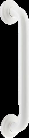 Дръжка за вана 30см,бяла