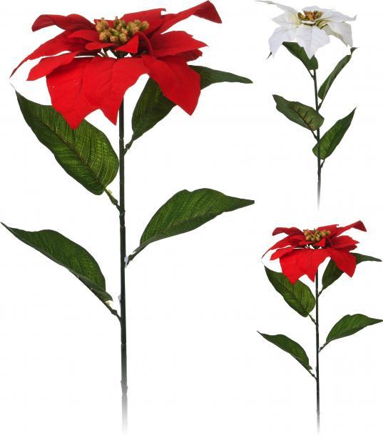 Коледна звезда 66 см