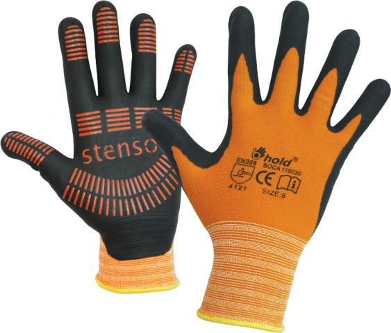 Ръкавици топени в нитрил Boca №10
