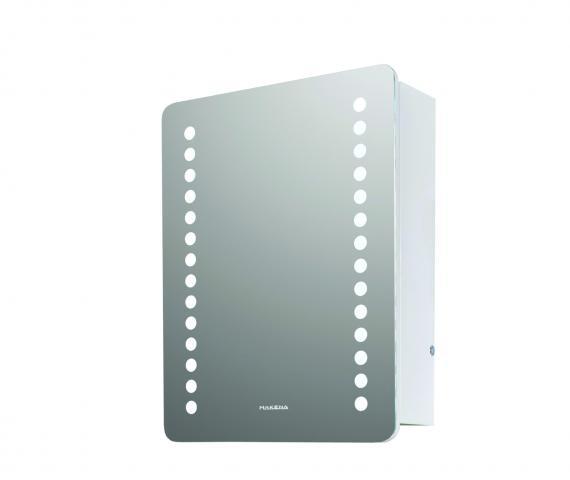 PVC водоустойчив шкаф с огледало ЛАЙТ