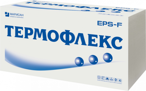Termoflex EPS-F100 4х50х100