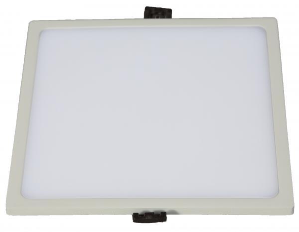 LED луна квадра т8W,75х75,4000K