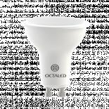 LED крушка Octaled GU10 40D 5W 2700K