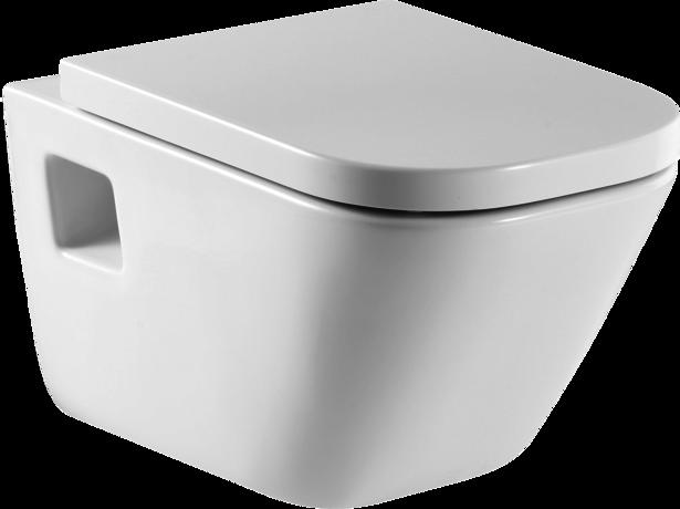 Стенна тоалетна чиния GAP