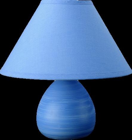 Настолна лампа синяE14 1x40W