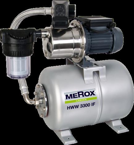 Хидрофорна помпа HWW3300IF