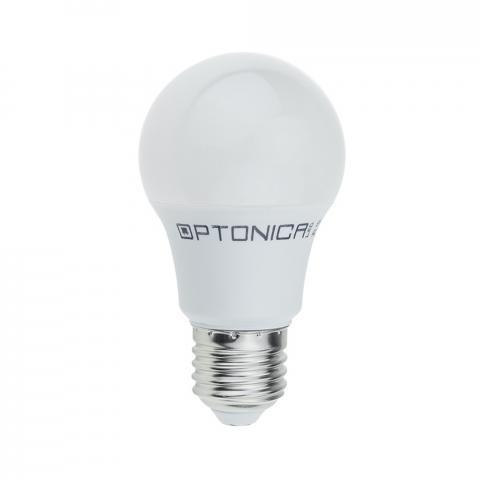 LED крушка E27 A60 9W 806Lm 6000K
