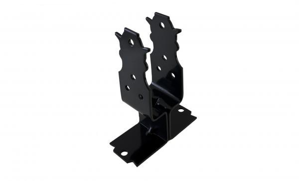 Комплект основа тип 2 черна  132х68х70х74х68х4
