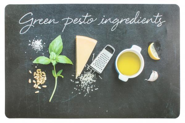 Подложка за хранене Pesto 44x28 см
