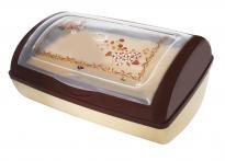 Кутия за хляб декор голяма