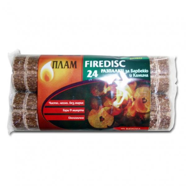 Разпалки FIRE DISK ''ПЛАМ''