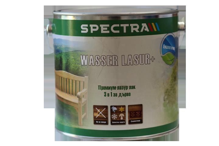 Spectra  WasserLasur+ Meрбо 2.5л