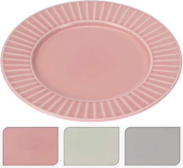 Чиния 215X25мм - 3 цвята