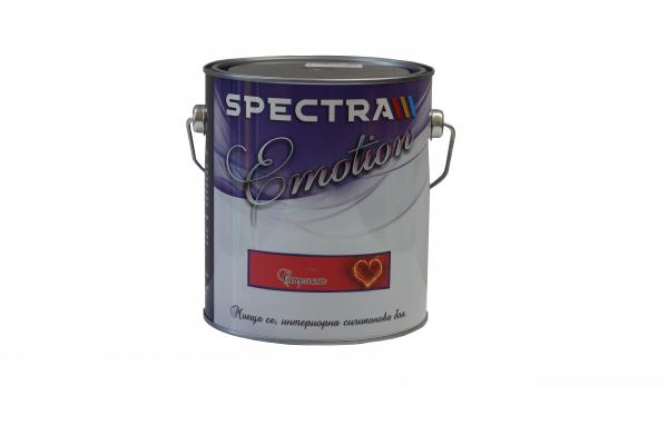 Интериорна боя Spectra Emotion 2.5л, Страст