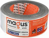 Алуминиева лента МАГУС 70 микрона, 40м/50мм