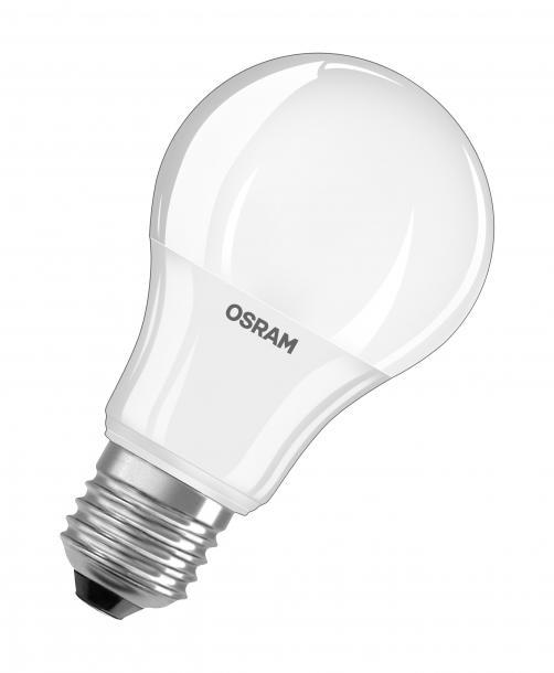 LED крушка 10W E27 806 lm топла