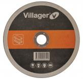 Диск за метал 355х 25.5мм Villiger
