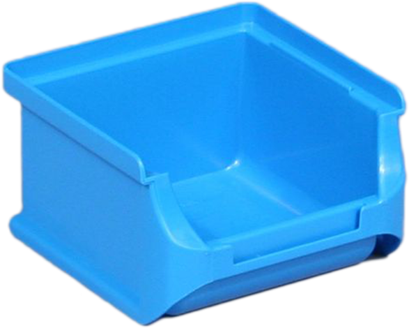 Контейнерче 0,3 л, синьо, РР