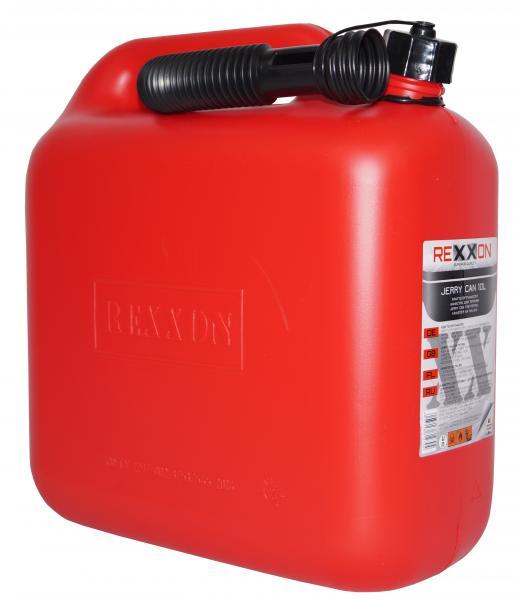 Туба за гориво 10л REXXON