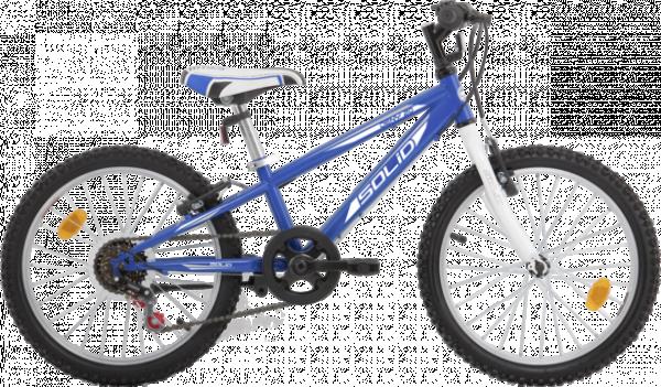 Велосипед Deny 20'' син