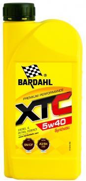 Двигателно масло BARDAHL XTC 5W40 1л