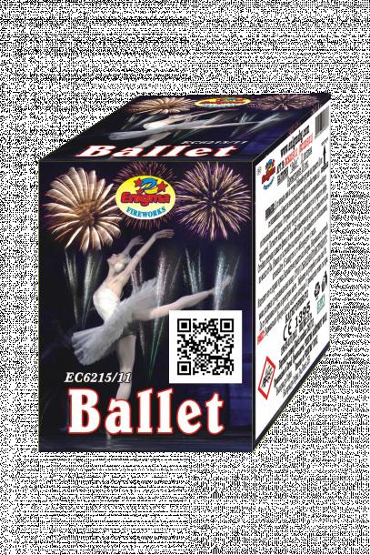 Пиробатерия Ballet
