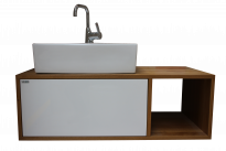 Мебел за баня Меган