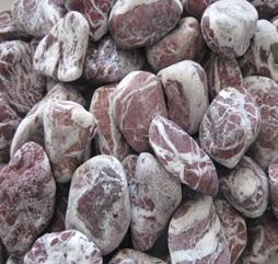 Червен камък 20-40 мм 5 кг