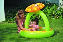 Надуваем детски басейн