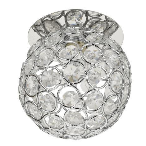 Луна хром/кристали G9